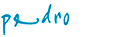 Pedro Vega – Portfolio Logo